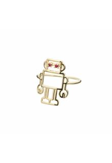【ALIITA】アリータ リング《PURA》ルビー ロボット