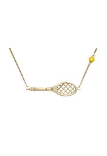 【ALITA】アリータ ネックレス《SCIENTIFIC MATCH POINT》シルバー テニスラケット