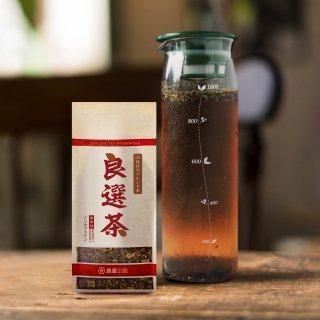 水出しポット&良選茶4個セット