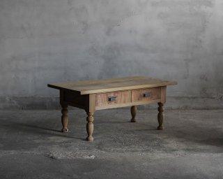 欅の文机/ローテーブル