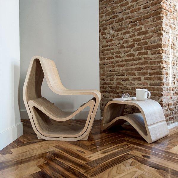 Balanced Chair