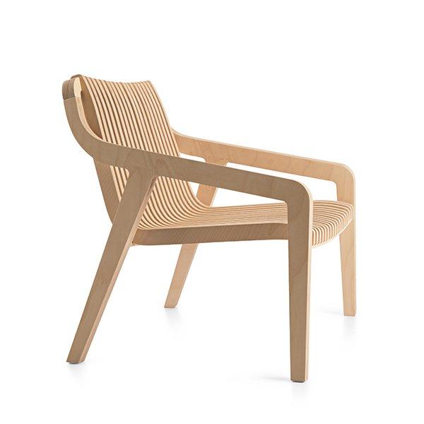 Radius Lounge Chair ラディウス ラウンジチェア