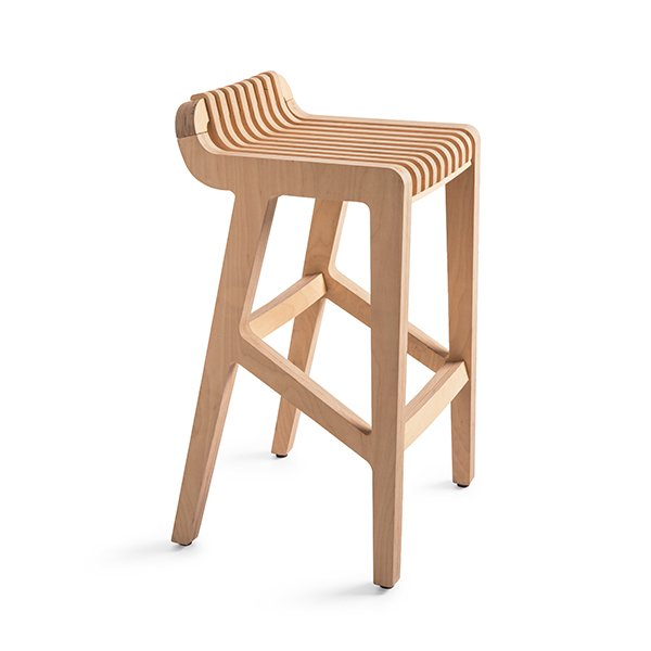 Radius Kitchen Stool