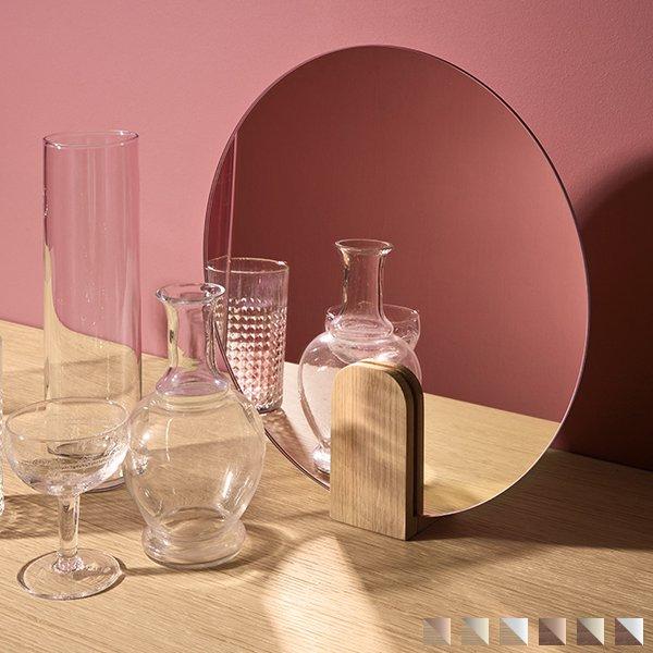 Clip Mirror クリップミラー テーブル