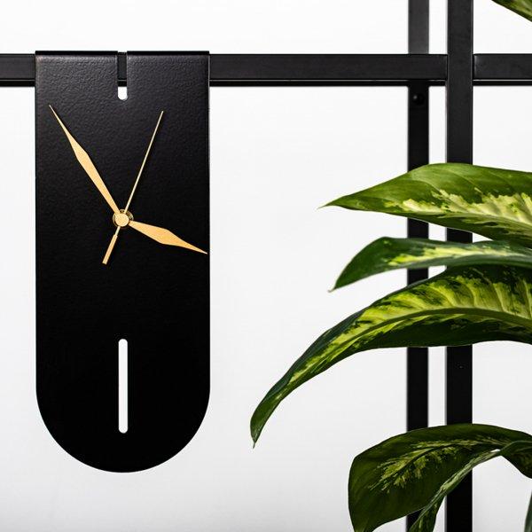 Black Salvador Clock ブラック サルバドール クロック
