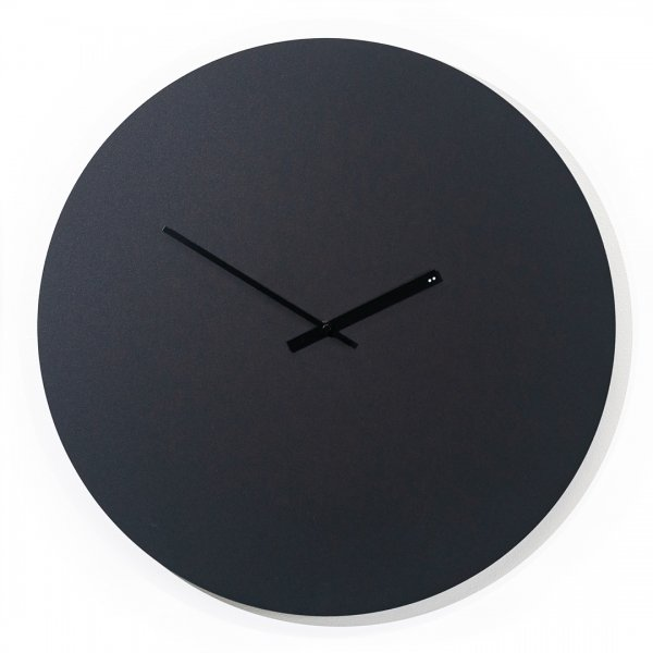 Minimal Clock Black / ミニマル クロック ブラック