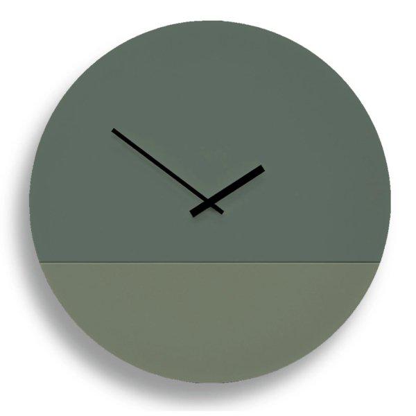 TOO tone Clock トゥー トーン クロック - ユーカリ & フォレスト