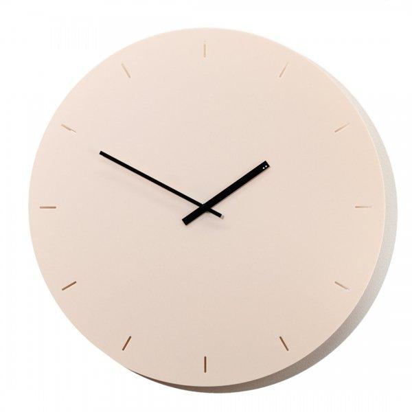 Minimal Clock ミニマル クロック アーモンドクリーム