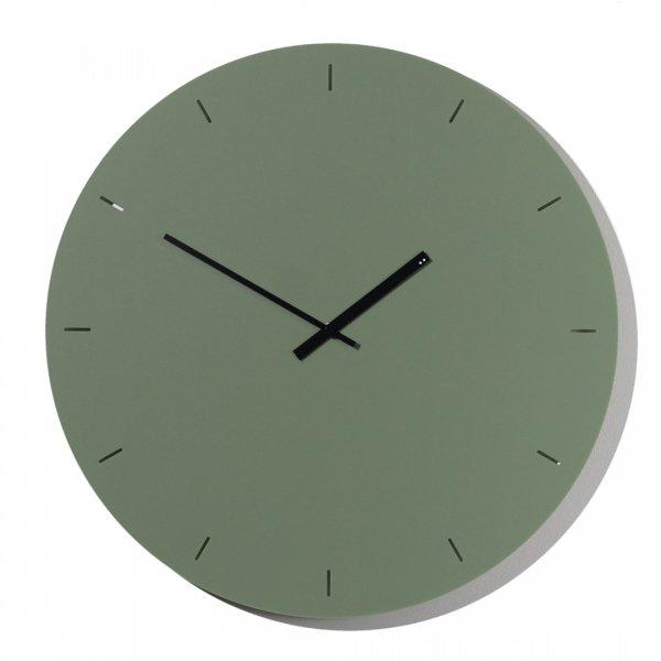 Minimal Clock ミニマル クロック オリーブグリーン