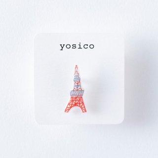 yosico ひとつぶイヤリング 東京タワー