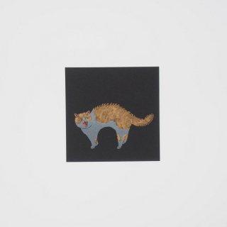 阿猫菜市場 カード Cat in a Fury