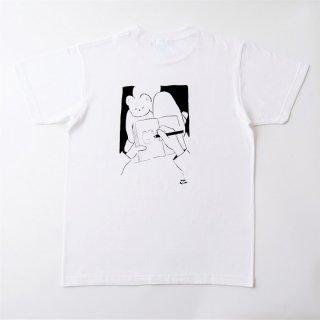 にこべる Tシャツ いぬ