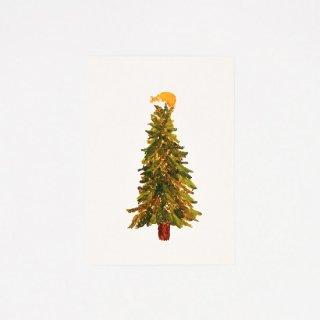 阿猫菜市場 カード Merry Christmas