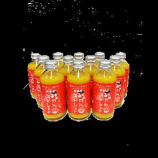 みかんストレート180ml(12本入/1箱)