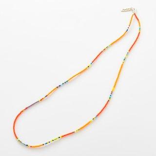 Sammy Wrap Bracelet B YELLOW/ORG