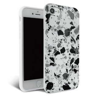 【SPECIAL OUTLET SALE】《FELONYCASE フェロニーケース》TERRAZZO IPHONE CASE iPhone/7.8(第二世代SE対応) X.XS
