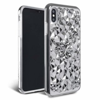 《FELONYCASE フェロニーケース》KALEIDOSCOPE IPHONE CASE SILVER iPhone/7.8 X.XS XR XSMAX 11 11PRO 11PROMAX