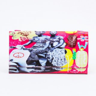 【SPECIAL OUTLET SALE】《MAKASSI マカシ》PASSWALLET STRAP パスウォレット ストラップ