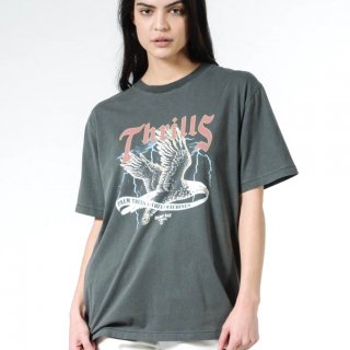 《THRILLS スリルズ》STORM THE CASTLE MERCH FIT TEE DRESS ストーム ザ キャッスル マーチ フィット ティー ドレス