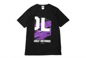 【GREAT PRETENDER】グラフィックアートTシャツ 「ローラン」