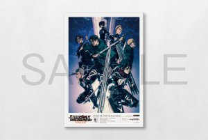 進撃の巨人 The Final Season  MAPPA Premium Canvas Art TYPE-A P3サイズ
