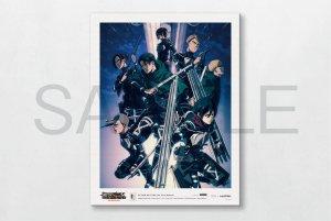 進撃の巨人 The Final Season  MAPPA Premium Canvas Art TYPE-A P10サイズ