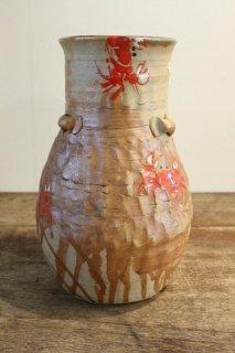 現代作家モノ 蟹の花瓶 税込・送料別 Cサイズ 古録展 2020040403