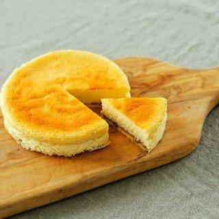 国産大豆のチーズケーキ