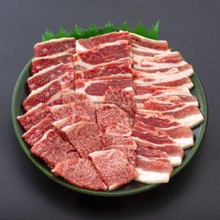 氷見和牛バラカルビ(200g)&メルヘンポークバラ焼肉(200g)