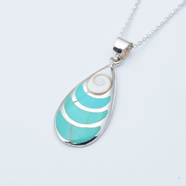 SPOON TURQUOISE  L