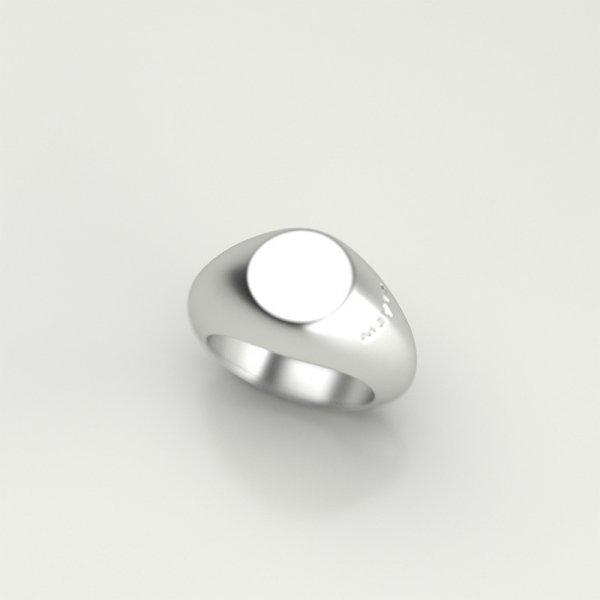 Mayle Round Ring