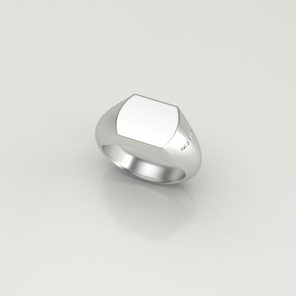 Mayle Square Ring