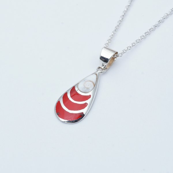 SPOON RED STONE  S
