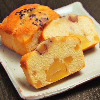 ほっこり栗のパウンドケーキ