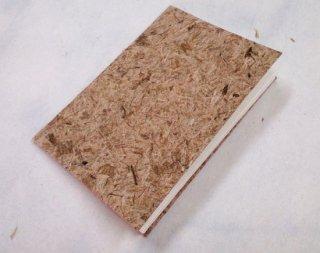 芭蕉紙のブックカバー(ミニノート)