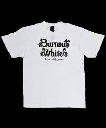 【20着限定】BURNOUT WHITE T-SHIRT