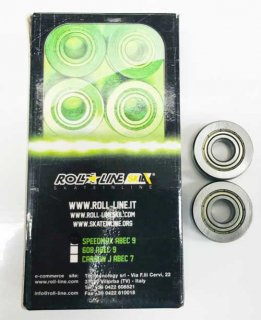 SPEED MAX  ABEC9 8� 16個1セット ROLL-LINE