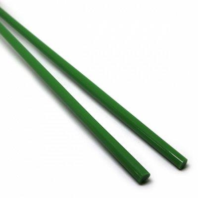 《店舗生徒価格》【C7-g】ガラスロッド(緑アルカリシリケートガラス)100g