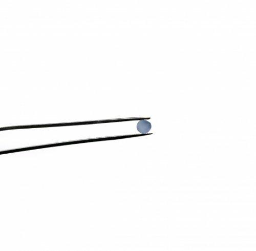 《店舗生徒価格》【C25-b】ガラスロッド(クリア紺アルカリシリケートガラス)100g