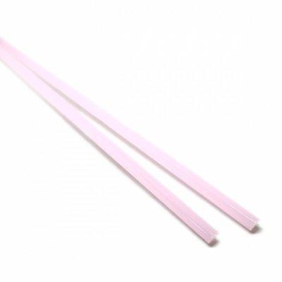 《特別価格》【CS16-p1】ガラスロッド(乳白ピンクアルカリシリケートガラス)100g