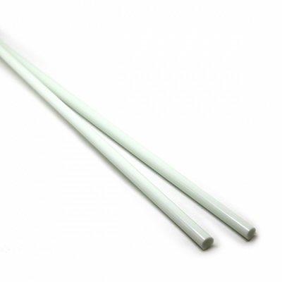 《特別価格》【CX170】ガラスロッド(オフホワイト(青系)アルカリシリケートガラス)100g