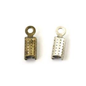 デザイン入りカシメ3.5mm KASIME-3_5 古金・古銀 4個