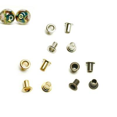 ビーズキャップ beadcap 2.5mm(2mm芯用)4個