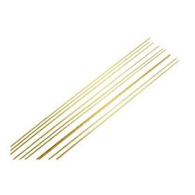 1383 真鍮線10本セット[φ0.7mm]sinchu