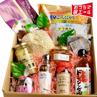 《さんわ182ステーション》 神石高原からの贈り物 お米+加工品セット  ★送料込み(一部地域を除く)★