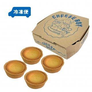 【冷凍便】タルトチーズケーキ ミニ 4個