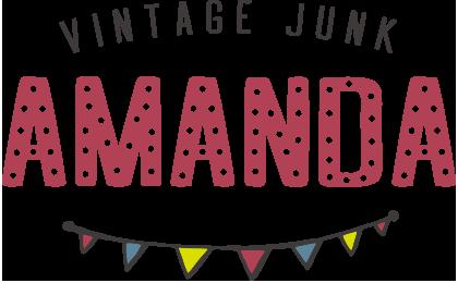 ヴィンテージ・ジャンク・アマンダ|Vintage Junk AMANDA