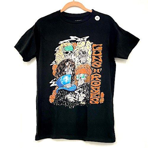 GUNS'N ROSES SKULL T-shirts