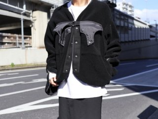 <img class='new_mark_img1' src='https://img.shop-pro.jp/img/new/icons20.gif' style='border:none;display:inline;margin:0px;padding:0px;width:auto;' />Boa Blouson[EXCLUSIVE]