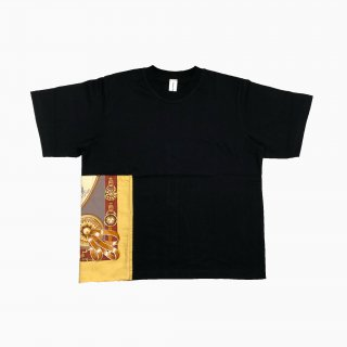 <img class='new_mark_img1' src='https://img.shop-pro.jp/img/new/icons1.gif' style='border:none;display:inline;margin:0px;padding:0px;width:auto;' />double neck Tshirt -hermes vintage-[EXCLUSIVE]1